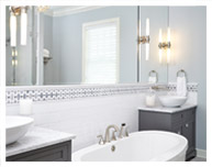 Bath Remodel Photo